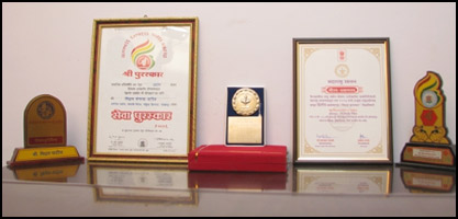 awards-and-achievements of Monark Steels